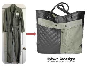 Military Jumper Bag